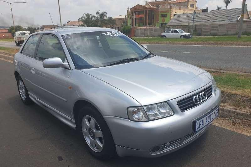 Audi A3 1.8T Ambition 2000
