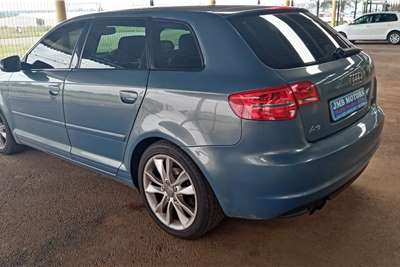 Used 2011 Audi A3 1.8T Ambition auto