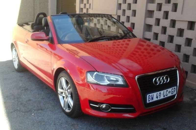 Audi A3 1.8T Ambition auto 2012