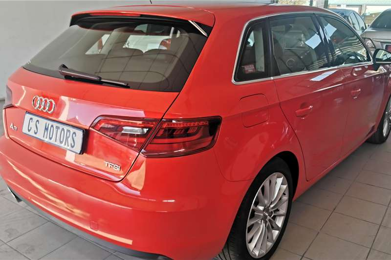 Used 2015 Audi A3 1.8T Ambition auto