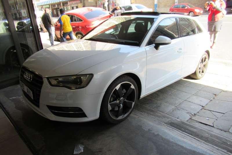 Audi A3 1.8T Ambition auto 2016