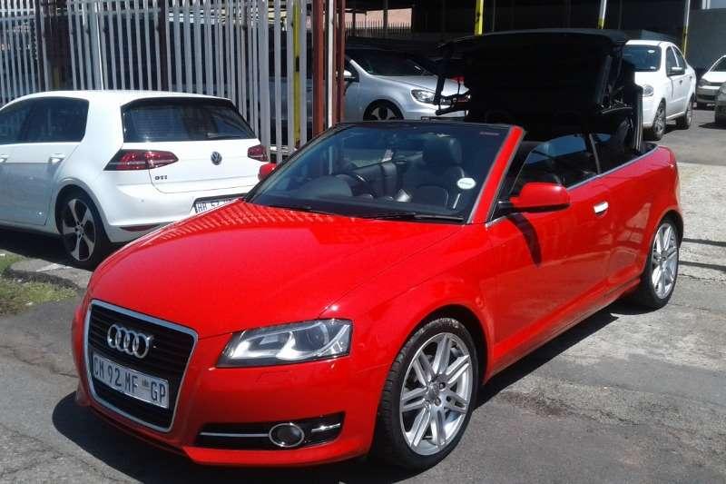 Audi A3 1.8T Ambition