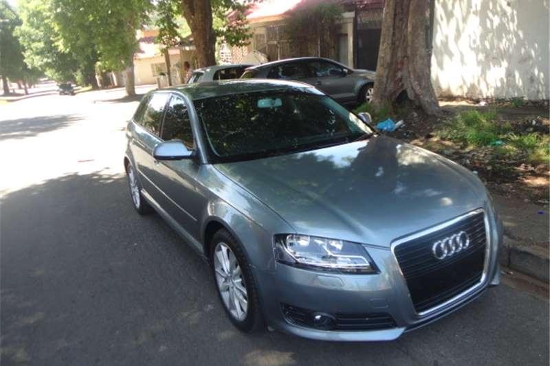 Audi A3 1.8T HACTCBACK 2011