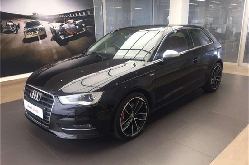 Audi A3 1.8T quattro 2015
