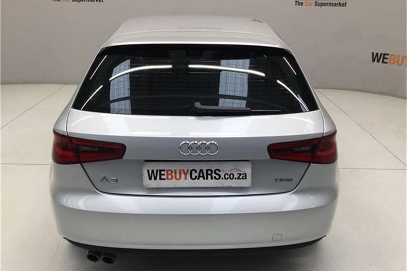 Audi A3 1.8T SE 2013