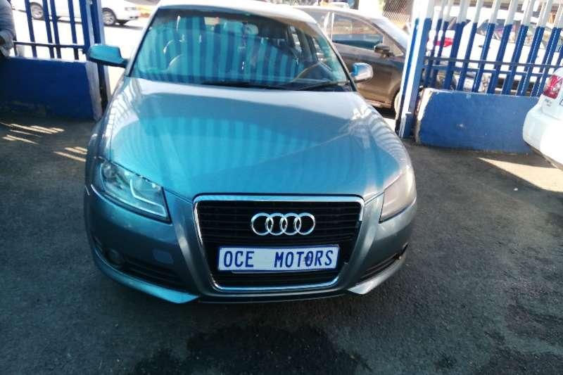 Audi A3 1.8T SE auto 2011