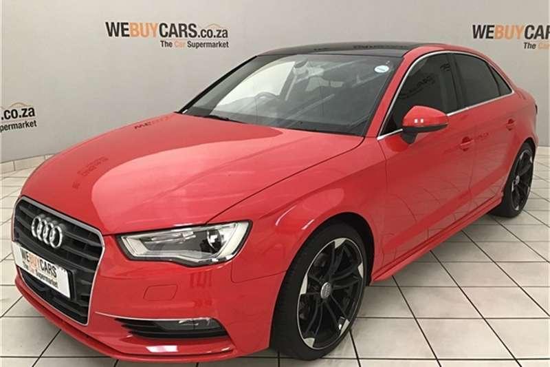 Audi A3 1.8T SE auto 2016