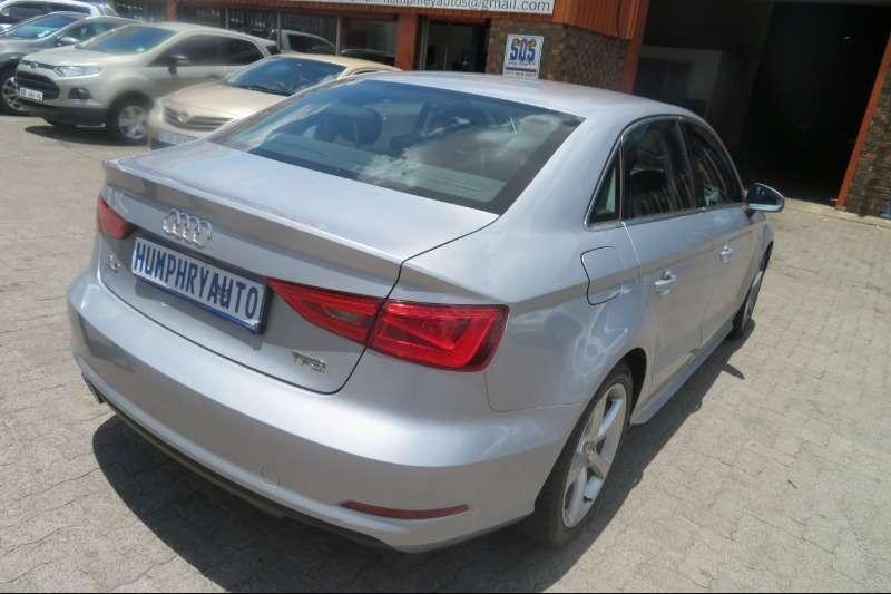 Audi A3 1.8Tfsi 2015