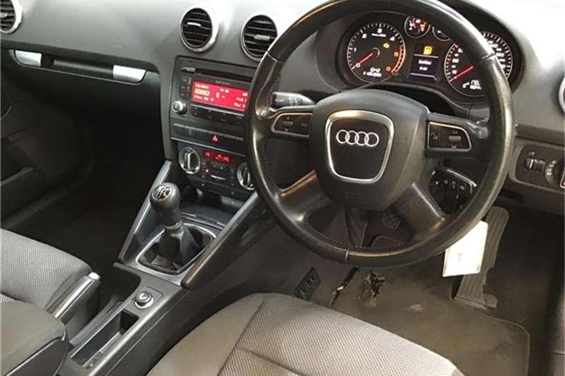 Audi A3 1.9TDI Attraction 2010