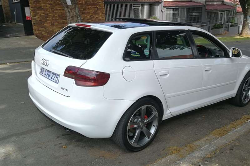 Used 2010 Audi A3 1.9TDI Attraction