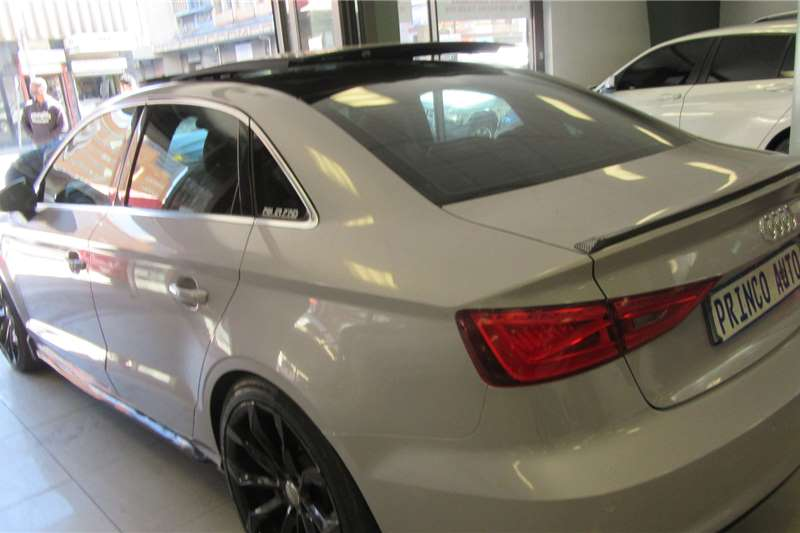 Audi A3 1.9TDI Attraction 2015