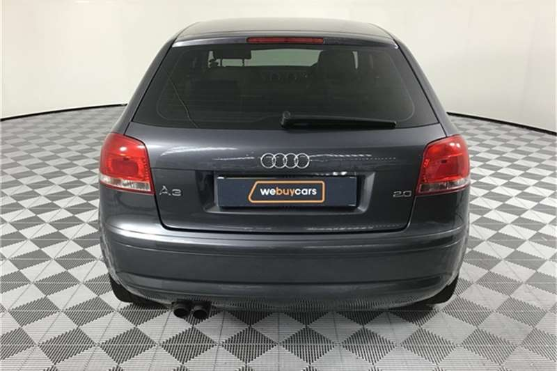 Audi A3 2.0 Ambition 2005