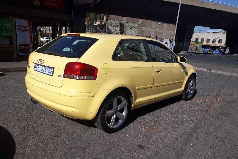 Audi A3 2.0 Ambition 2008