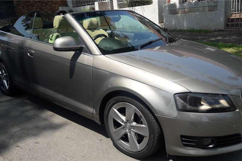 Audi A3 2.0 Ambition 2010
