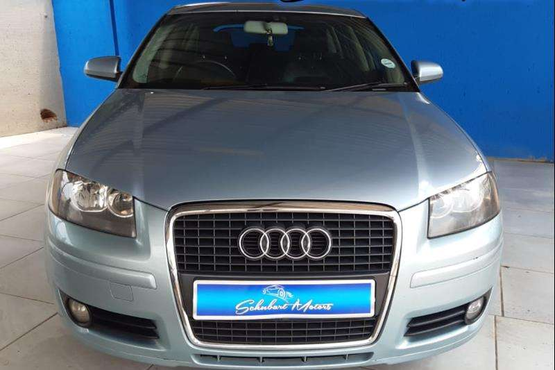 Audi A3 2.0 Ambition tiptronic 2006