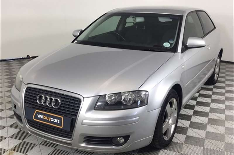 Used 2006 Audi A3 2.0 Ambition tiptronic