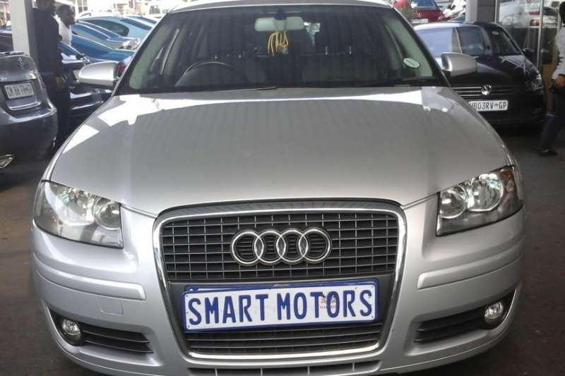 Audi A3 2.0 Attraction 2009