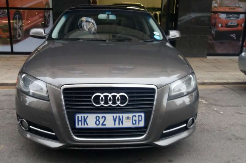 Audi A3 2.0 Attraction 2012