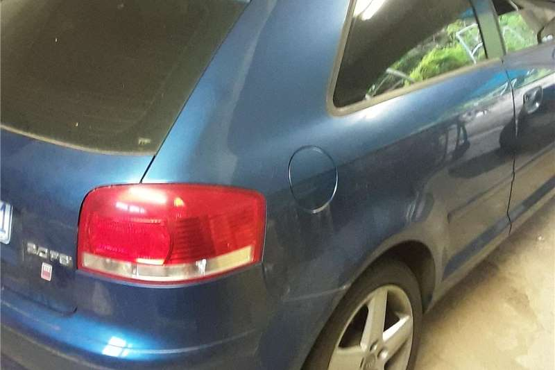 Audi A3 2.0 Attraction tiptronic 2004