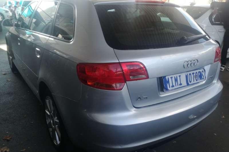 Audi A3 2.0 TSI 2010