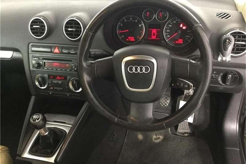 Audi A3 2.0T Ambition 2005
