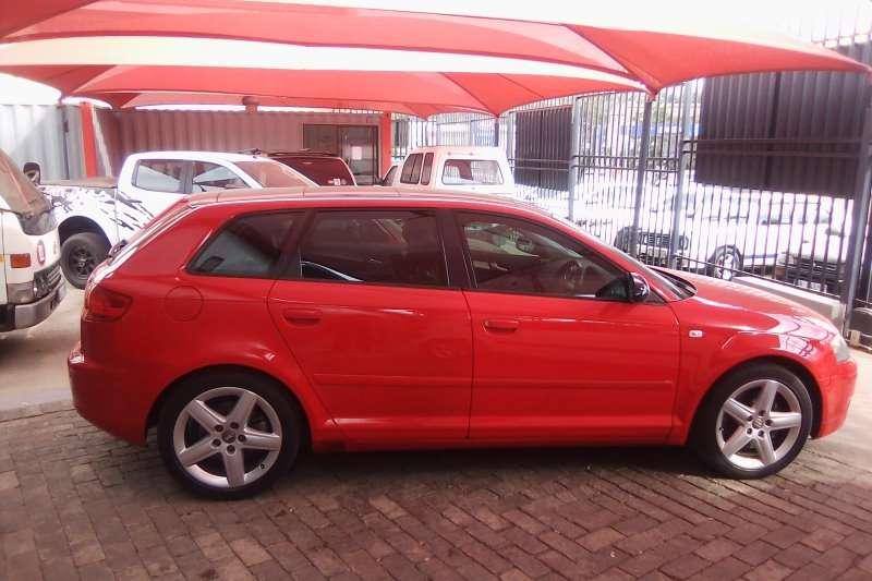 Audi A3 2.0T Ambition 2006