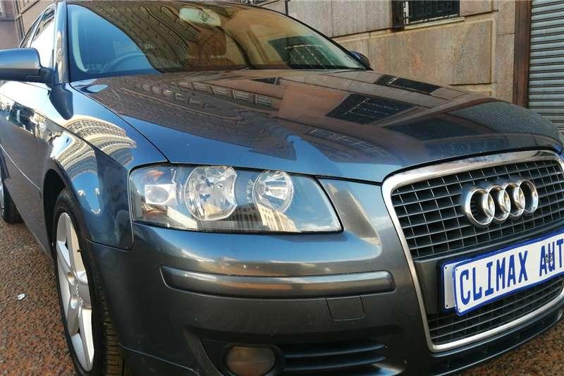 Audi A3 2.0T Ambition auto 2006
