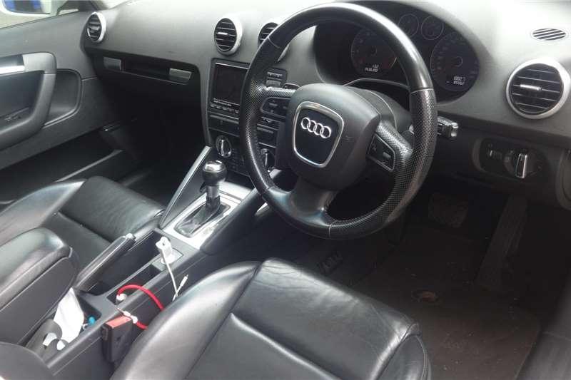 Audi A3 2.0T Ambition auto 2011