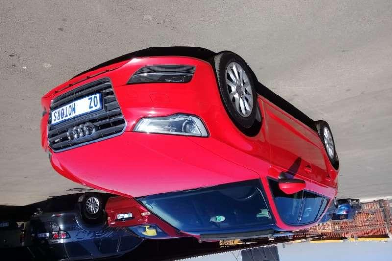 Audi A3 2.0T Ambition auto 2013