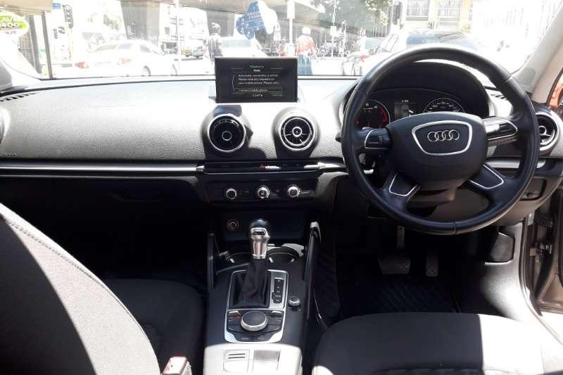 Audi A3 2.0T Ambition auto 2017