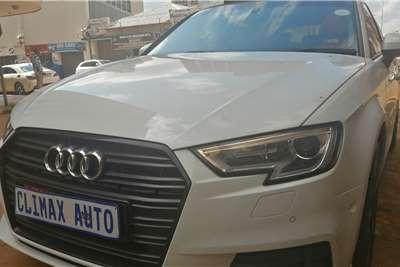 Audi A3 2.0T Ambition auto 2018