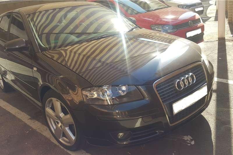 Audi A3 2.0T Ambition s tronic 2007