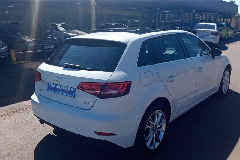 Used 2018 Audi A3 2.0T Ambition s tronic