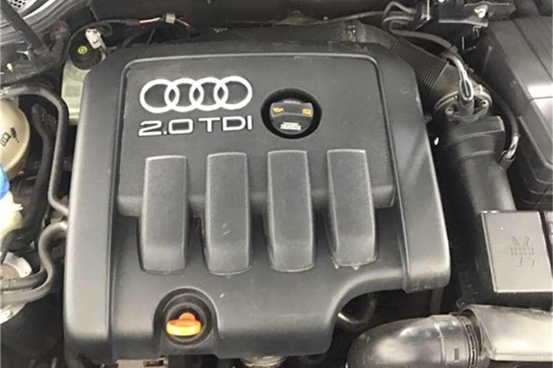 2008 Audi A3 A3 2.0TDI Ambition