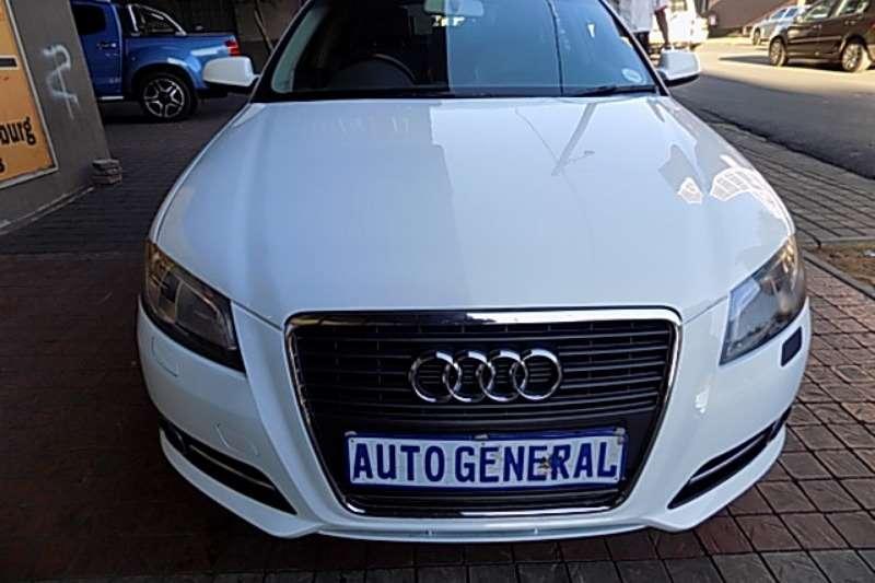 Audi A3 2.0TDI Ambition s tronic 2011