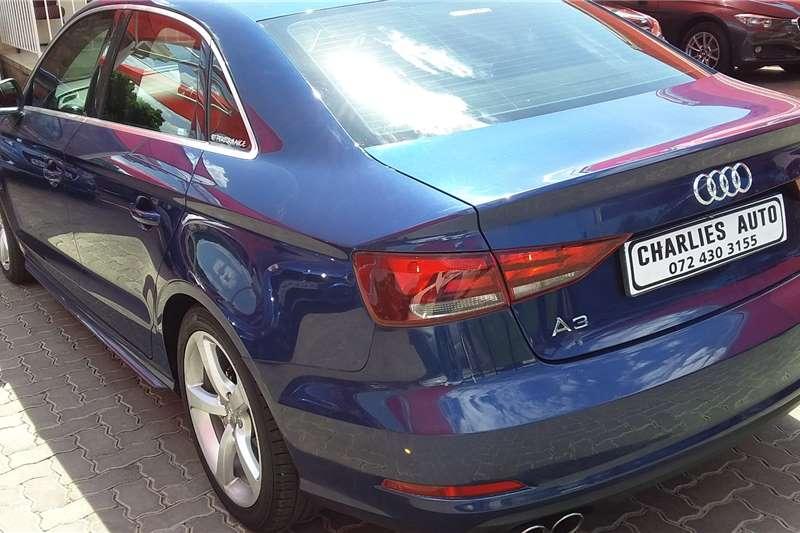 Audi A3 3 door 1.0TFSI auto 2014