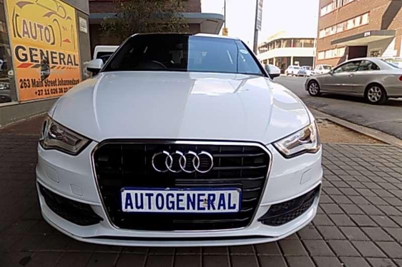 Audi A3 3 door 1.0TFSI S line auto 2014
