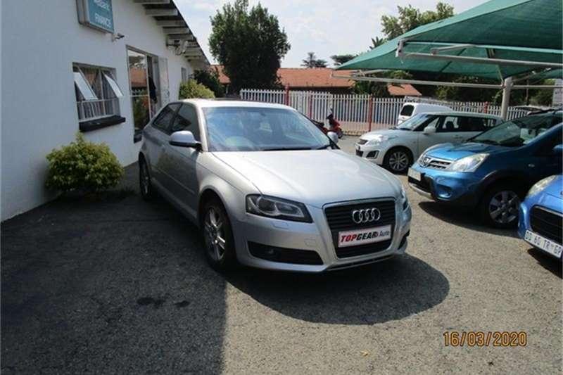 Audi A3 3 Door 1.4T Attraction 2009