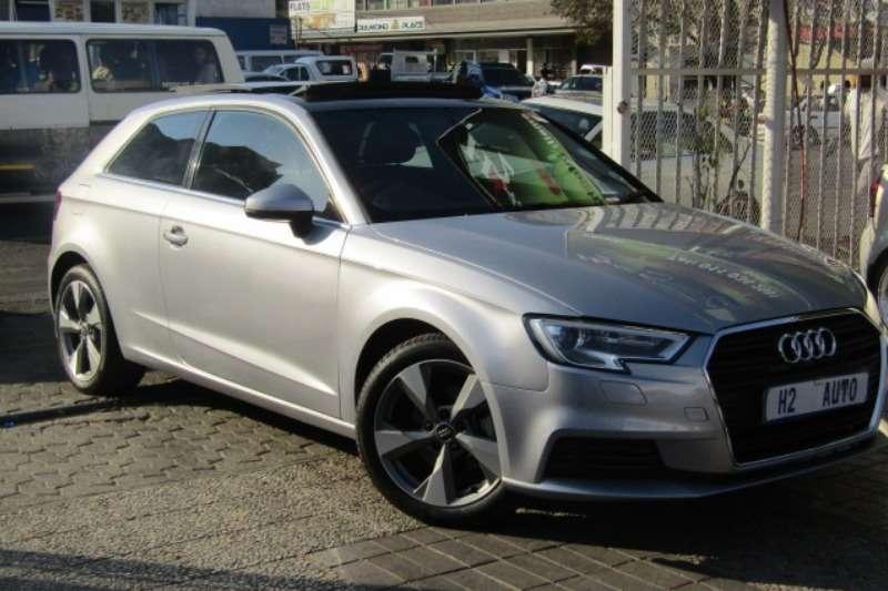 Audi A3 3 Door 1 4tfsi S Line Auto
