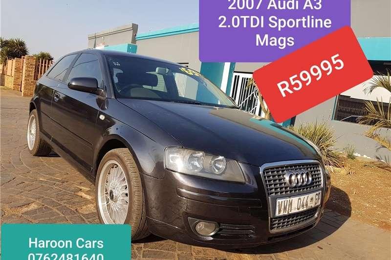 Audi A3 3 door 2.0TDI 2007