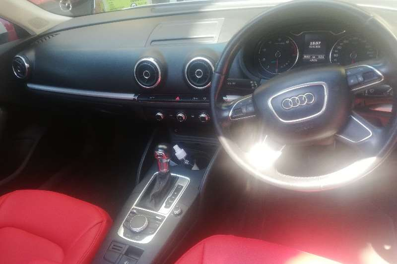 2014 Audi A3 A3 3-door 2.0TFSI auto
