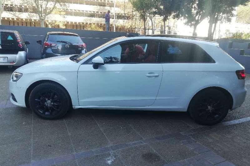 Used 2014 Audi A3 3 door 2.0TFSI S line