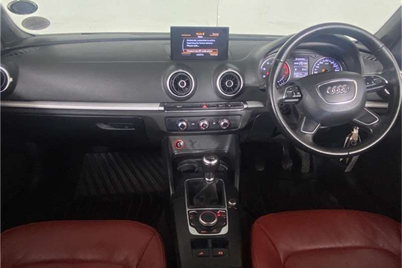 2016 Audi A3 A3 cabriolet 1.4T S