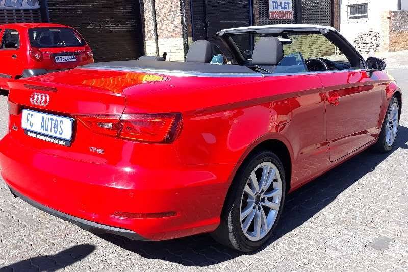 Used 2014 Audi A3 cabriolet 1.4T S auto