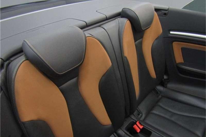 Audi A3 cabriolet 1.8T SE auto 2014