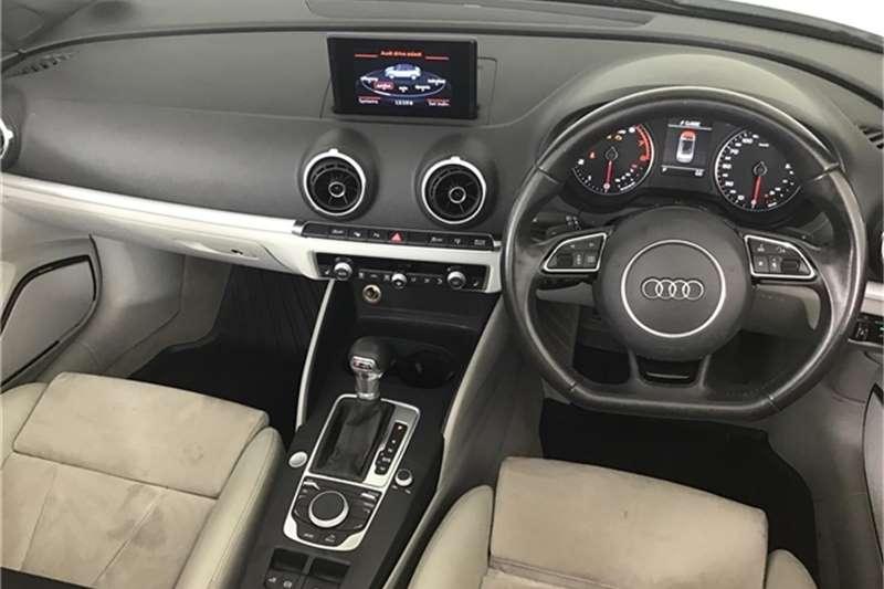 Audi A3 cabriolet 1.8T SE auto 2015
