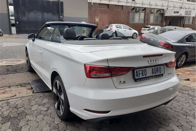 Used 2018 Audi A3 cabriolet 2.0TFSI S line