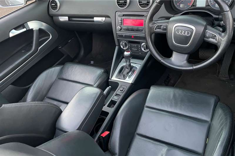 Used 2012 Audi A3 Cabriolet A3 2.0T FSI STRONIC CABRIOLET