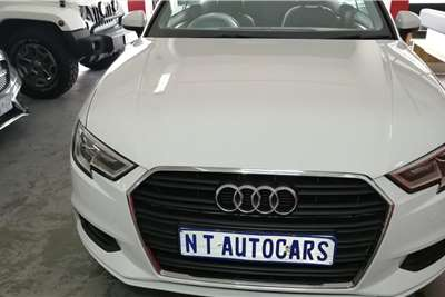 Audi A3 Cabriolet A3 2.0T FSI STRONIC CABRIOLET 2018