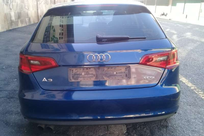 2014 Audi A3 1.4T S auto